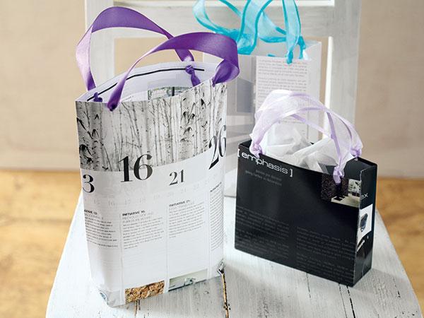 Ako si vyrobíte vlastnú darčekovú tašku