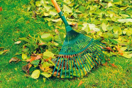 Zazimovanie okrasnej záhrady