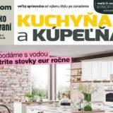 Publikácia Kuchyňa a kúpeľňa v predaji