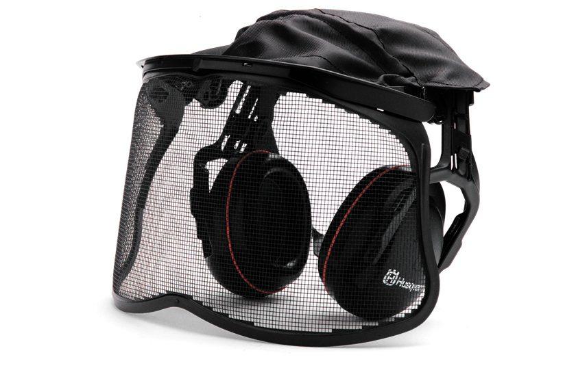 Tip na vianočný darček: Chrániče sluchu so štítom zo sieťky
