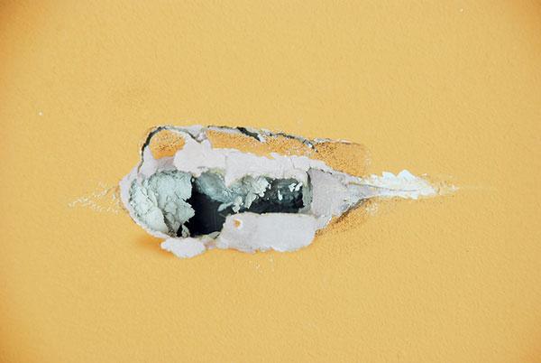 Ako opraviť sadrokartónovú stenu