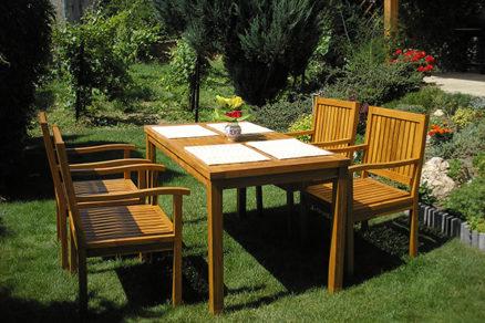 Poctivý drevený nábytok slovenskej výroby