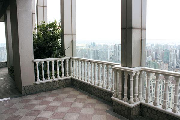 Chráňte balkón a terasu bez ohľadu na počasie