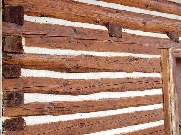 Ako som si zrekonštruoval starú drevenicu