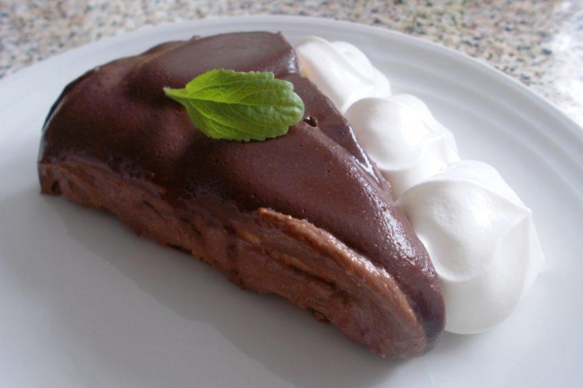 Luxusný chuťový zážitok v podaní lahodného nepečeného cheesecaku