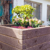 Vyvýšený záhon je riešením aj do malej záhrady