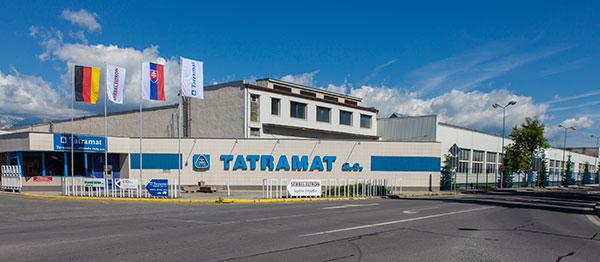 Tatramat oslavuje 170. výročie založenia podniku