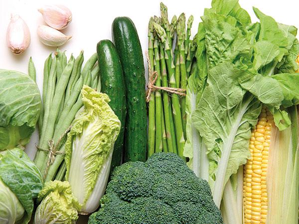 Bezlepkové potraviny z našej záhrady
