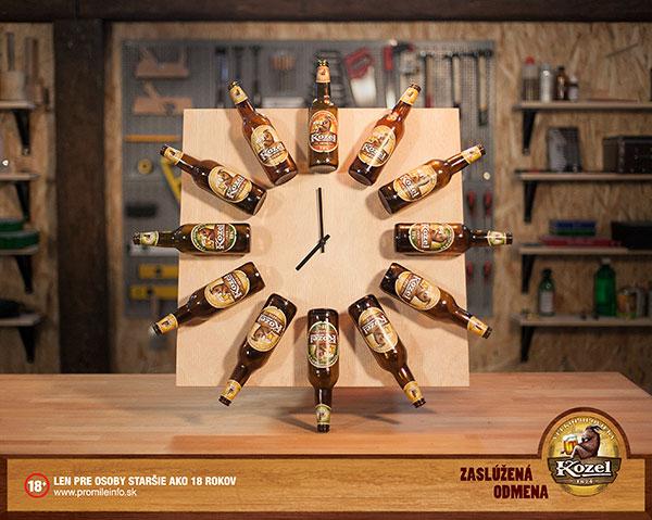 Vyhrajte pivo na celú jeseň! Kozel odmeňuje domácich majstrov