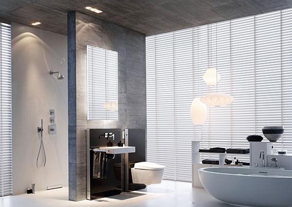 Štýlové riešenie toalety jednoducho a nadčasovo