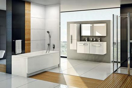 Kúpeľňa pre lenivcov