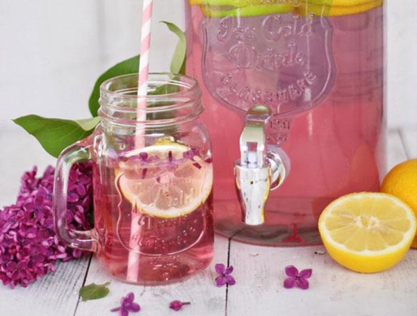Ako si pripraviť chutnú orgovánovú limonádu