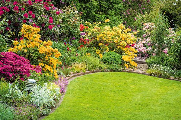 Ako podporiť kvitnutie rastlín v okrasnej záhrade