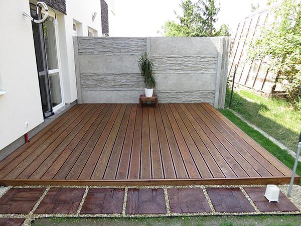 DOBRÝ MAJSTER: Výstavba exteriérovej drevenej terasy