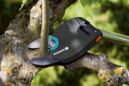 Starostlivosť o stromy pohodlne a bez rizika úrazu