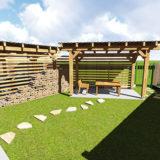 Ako na rekonštrukciu tienistej záhrady