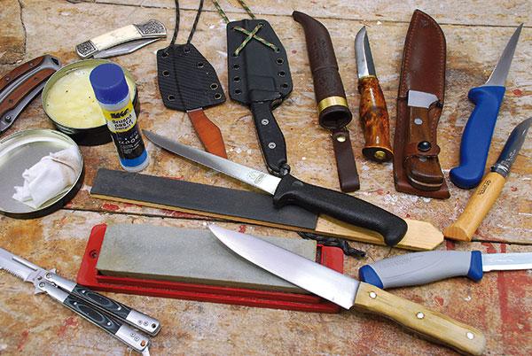 Ako si doma nabrúsite nože aj bez drahej brúsky
