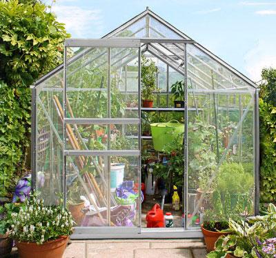 Záhradné skleníky