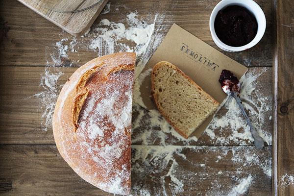 Ako si upiecť ten najlepší kváskový chlieb