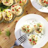 Veľkonočné pochúťky: Vajíčkové bochníčky a svieži citrónový koláč