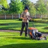 Dokonalý trávnik na vašej záhrade