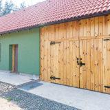 Ako ošetriť drevenú bránu, aby vám dlho slúžila