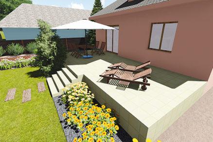 Lacné záhradné sedenia, ktoré si urobíte aj sami