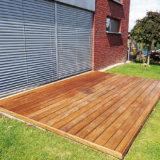 Ako znovu vrátiť krásu zosivenému drevu: Obnova drevenej terasy