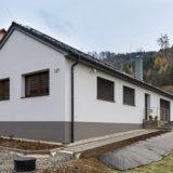 Pasívny dom projektovaný pomocou BIM