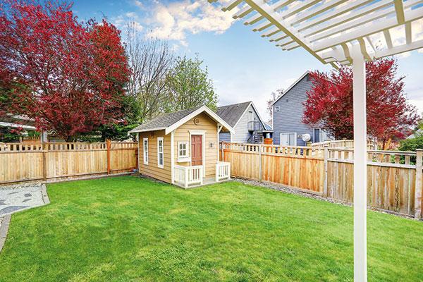 Ako si postaviť zateplený záhradný domček