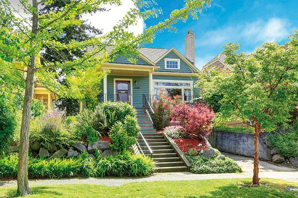 Ako si v záhrade zhotoviť malé schodisko
