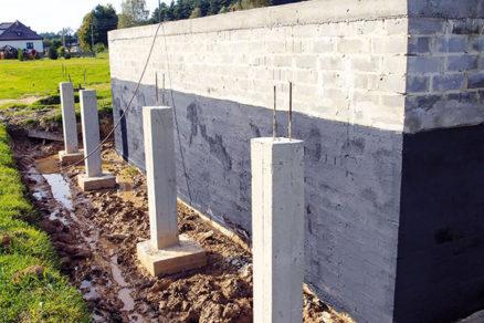 Ako chrániť spodnú stavbu proti vode?