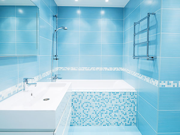 Ako zatepliť steny kúpeľne