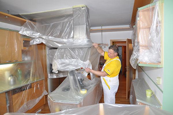 Ako maľovať v interiéri