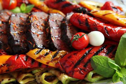 Všetko o zdravom grilovaní: 10 potravín, ktoré ozdravia grilovačku