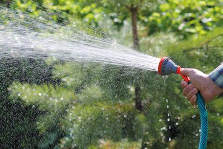 Ako správne zavlažovať záhradu