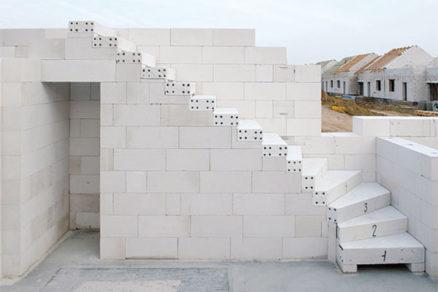 SCHODISKO YTONG - masívne schodisko na mieru
