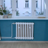 Obnova staršieho radiátora pomocou spreju