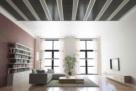 Elektrické podlahové a stropné vykurovanie - jedinečný zdroj komfortného sálavého tepla