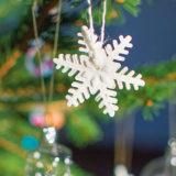 Ako si vyrobiť lacné a pekné vianočné ozdoby