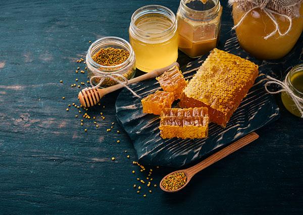 Medové maškrty pre chuť i pre zdravie