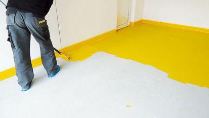 Ako zhotoviť podlahu odolnú proti vlhkosti a ropným látkam v garáži