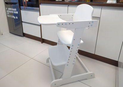 Ako si zhotoviť detskú rastúcu stoličku