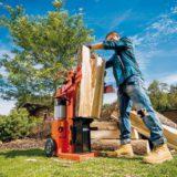 Čo rozhoduje pri výbere štiepačky dreva?