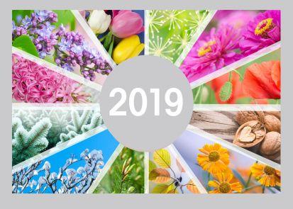 Lunárny kalendár na rok 2019