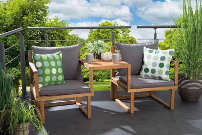 5 trendov v záhradnom nábytku