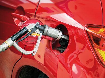 Výmena membrány na splynovači LPG