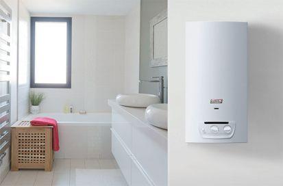 Novinka pre maximálny komfort s teplou vodou