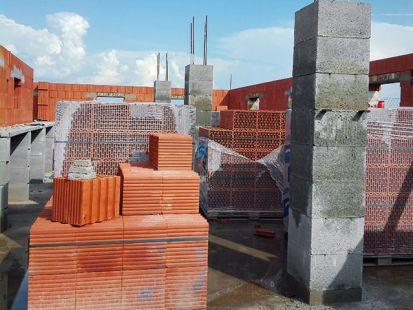 Ako na betónovanie nosných stĺpov