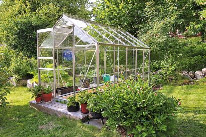 Ako si postaviť skleník alebo fóliovník s lacným vykurovaním